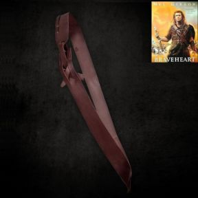 William Wallace Leather Baldric